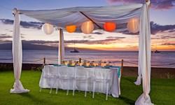 The Westin Maui Resort & Spa Wedding Venue