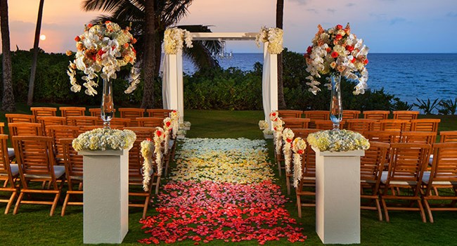 Andaz Maui at Wailea Wedding Venue