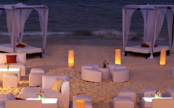 Beachscape Kin Ha Villas & Suites  Wedding Venue