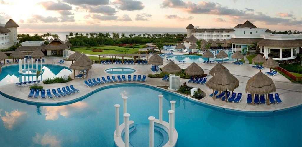 Grand Sunset Princess All Suites Resort & Spa Wedding Venue