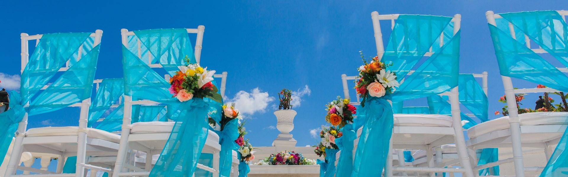 Luxury Bahia Principe Cayo Levantado Wedding Venue