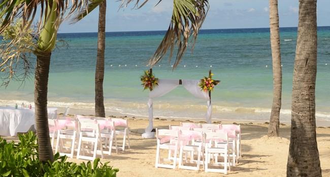 Hilton Rose Hall Resort & Spa Wedding Venue