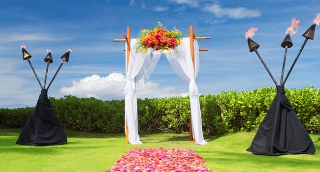 Kaanapali Beach Hotel Wedding Venue
