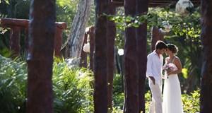 Sandos Playacar Wedding Venue
