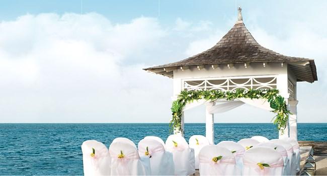 Couples Negril Wedding Venue