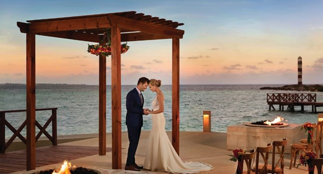 Hyatt Ziva Cancun Wedding Venue