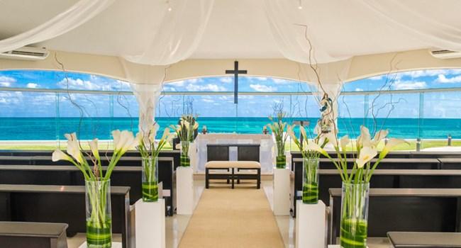 MOON PALACE CANCUN Wedding Venue