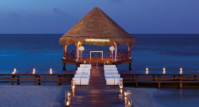 Secrets Silversands Riviera Cancun  Wedding Venue