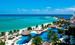Grand Fiesta Americana Coral Beach Cancún All Inclusive Spa Resort Wedding Venue