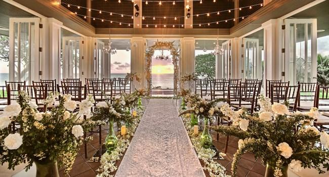 Turtle Bay Resort  Wedding Venue