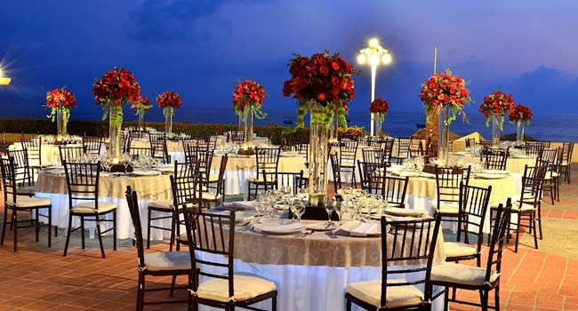 Canto Del Sol Plaza Vallarta  Wedding Venue