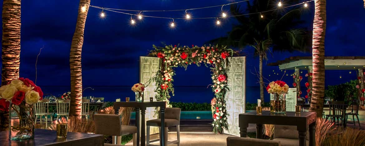 Banyan Tree Mayakoba Wedding Venue