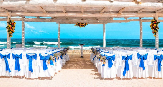 Luxury Bahia Principe Esmeralda Don Pablo Collection  Wedding Venue