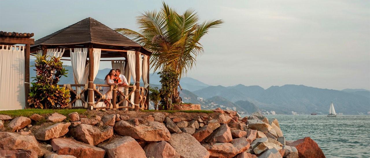 Villa Del Palmar Puerto Vallarta Resorts & Spa Wedding Venue