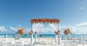 Hotel Riu Palace Riviera Maya  Wedding Venue