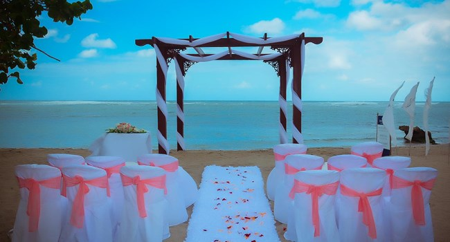 Cofresi Palm Beach & Spa Resort  Wedding Venue