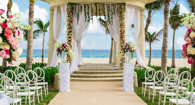 Hyatt Ziva Los Cabos Wedding Venue